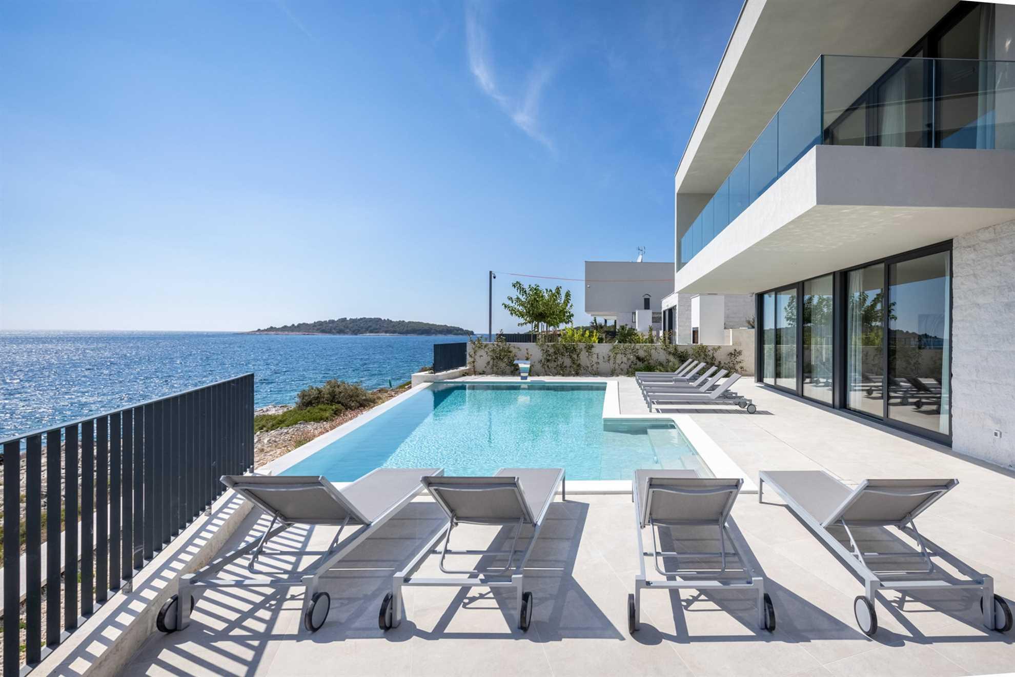 Luxury Villa Rentals in Croatia Luxury Villa Silver Diamond C