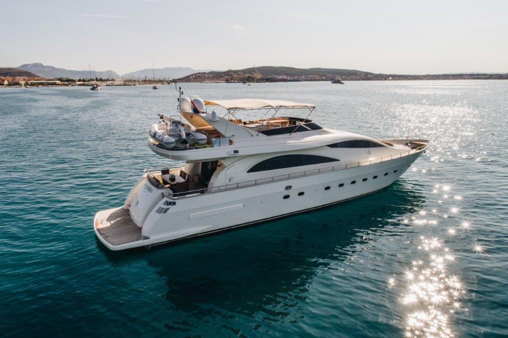 Luxury Yacht rental Croatia