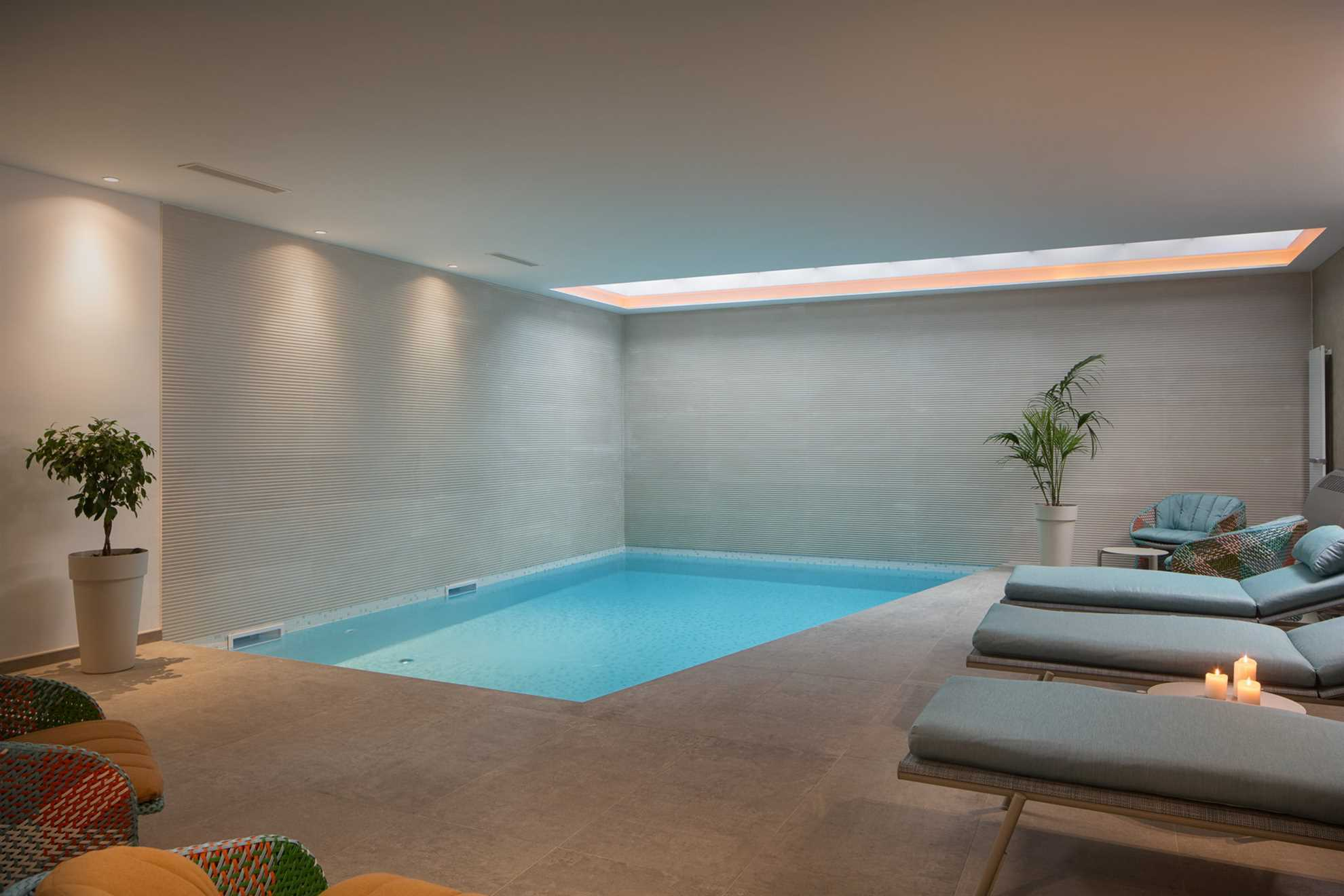 Euphoria Villa Complex Istria Indoor Pool