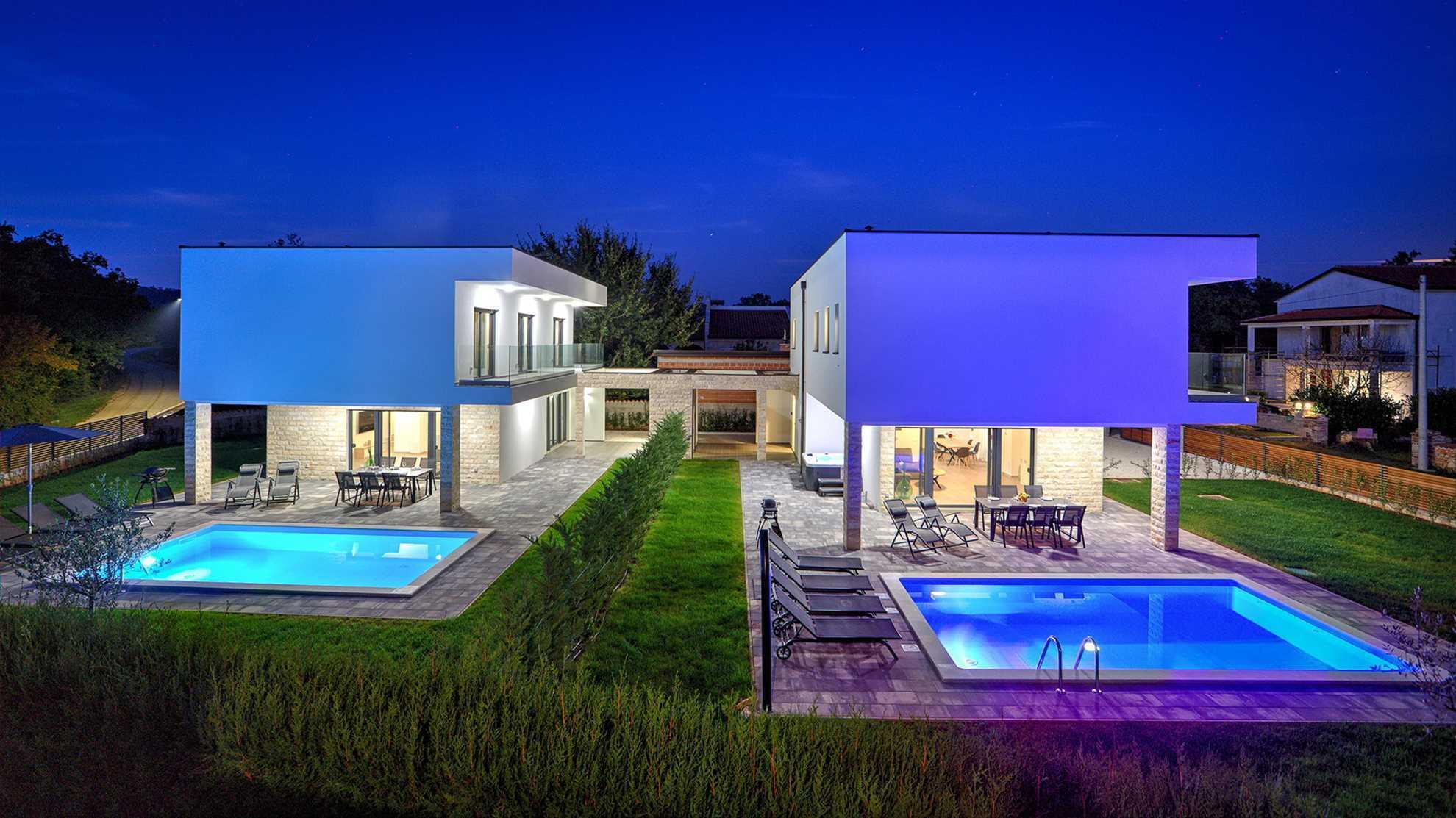 Villas Meraviglia and Lifestyle Porec
