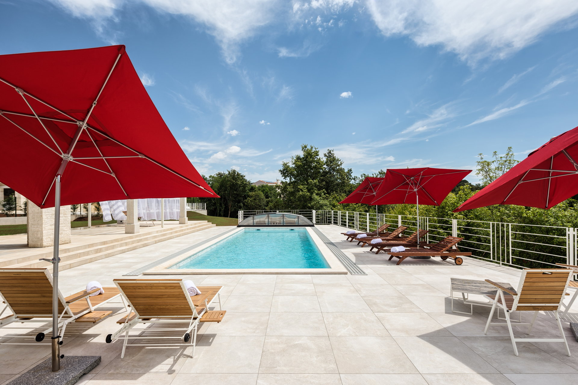 Villa Energy Gold with Pool - wonderful pool area