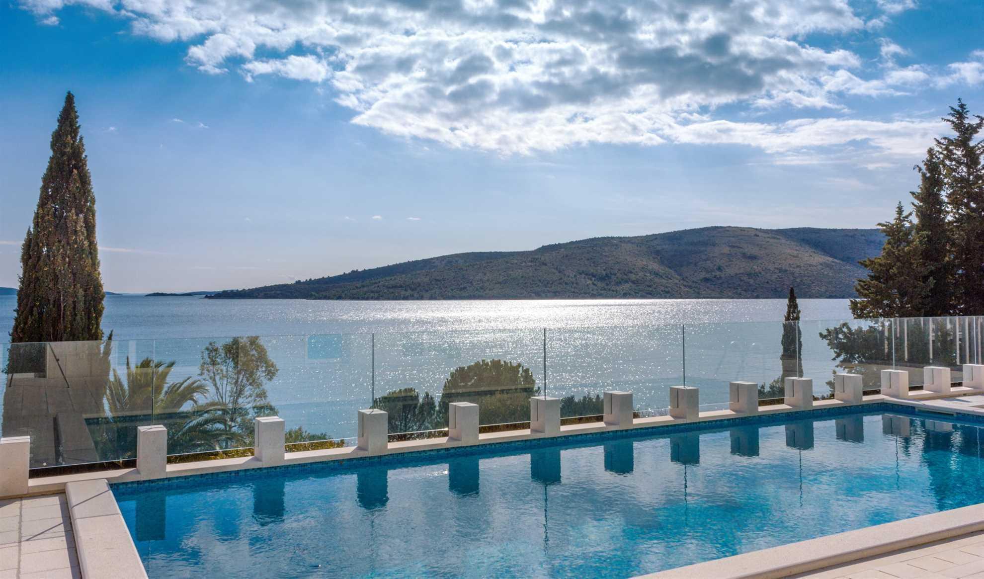 Ocean View Villas Complex Trogir