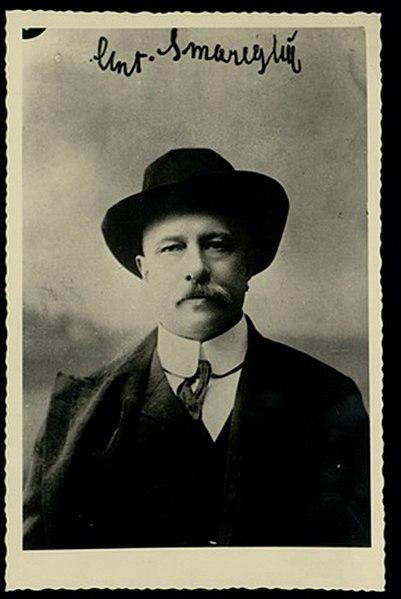 Antonio Smareglia - Italian composer born in Pula