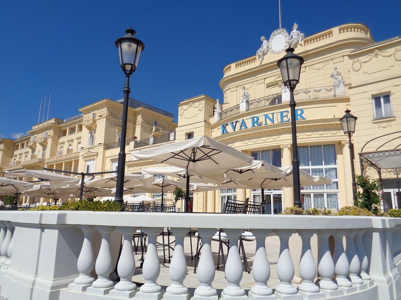 Hotel Kvarner Opatija