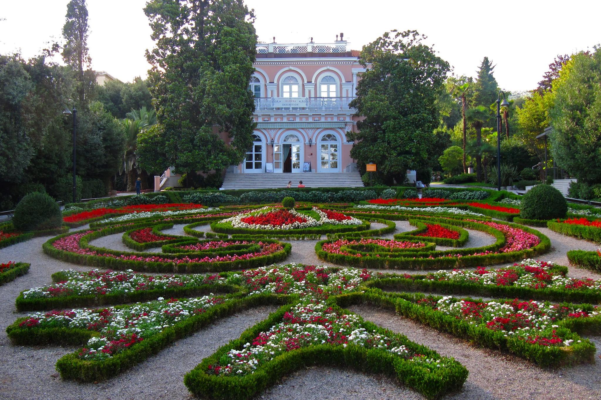 Villa and Park Angiolina Opatija