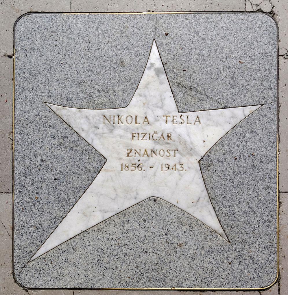 Croatian Street of Fame in Opatija