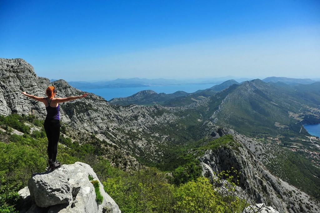Active vacation in Croatia