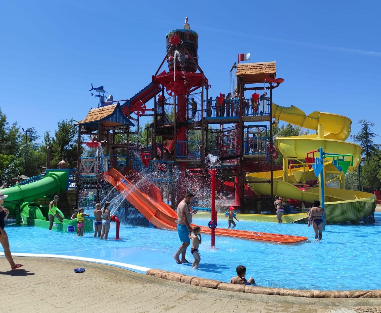 Aquapark Solaris Dalmatia