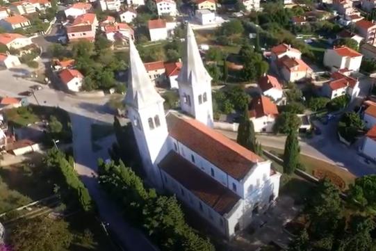Church of St. Agnes, Medulin
