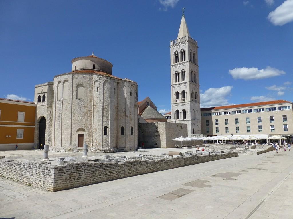Church of St Donatus in Zadar
