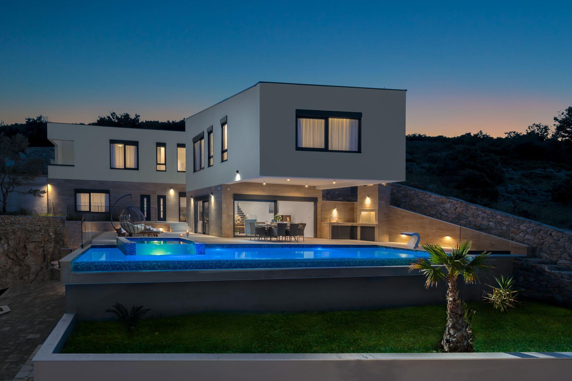 Gold Pearl Villa Trogir