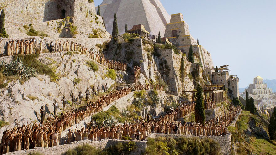 Klis in Game of Thrones
