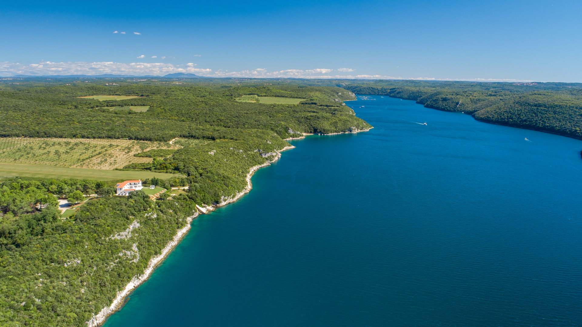 Lim Bay in Istria
