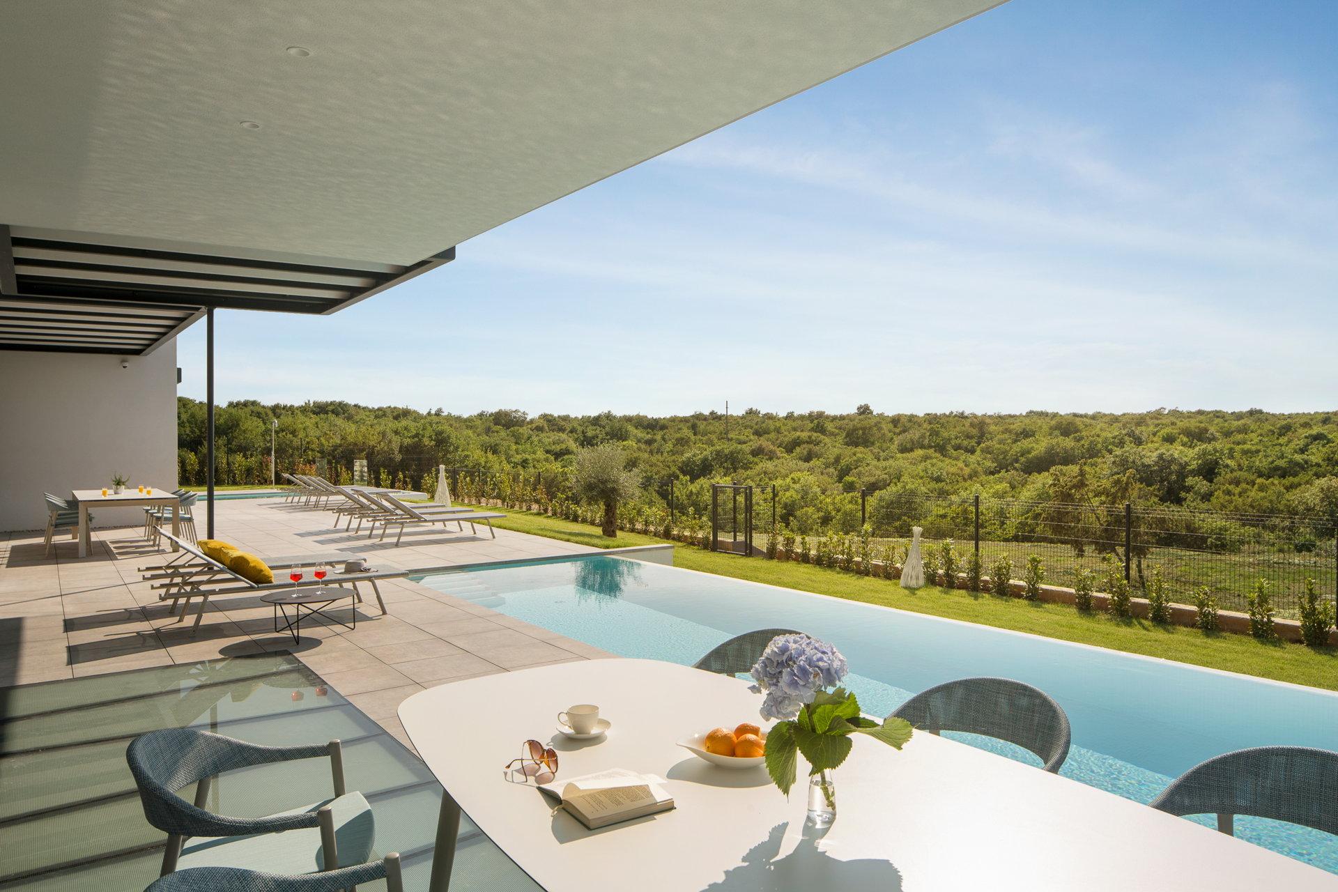 Luxury Villa Euphoria Infinity Pool
