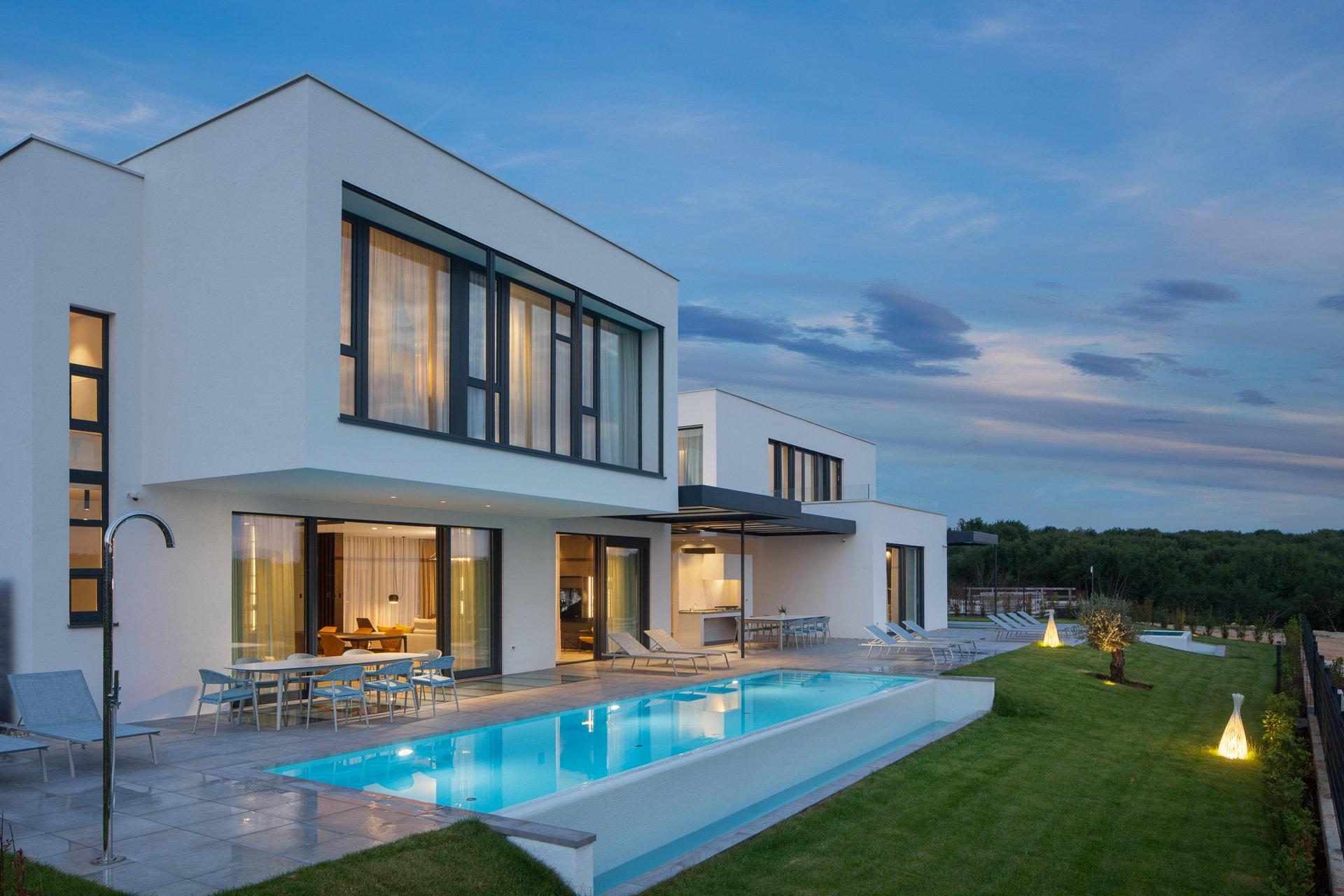 Luxury Villa Euphoria with Pool in Istria