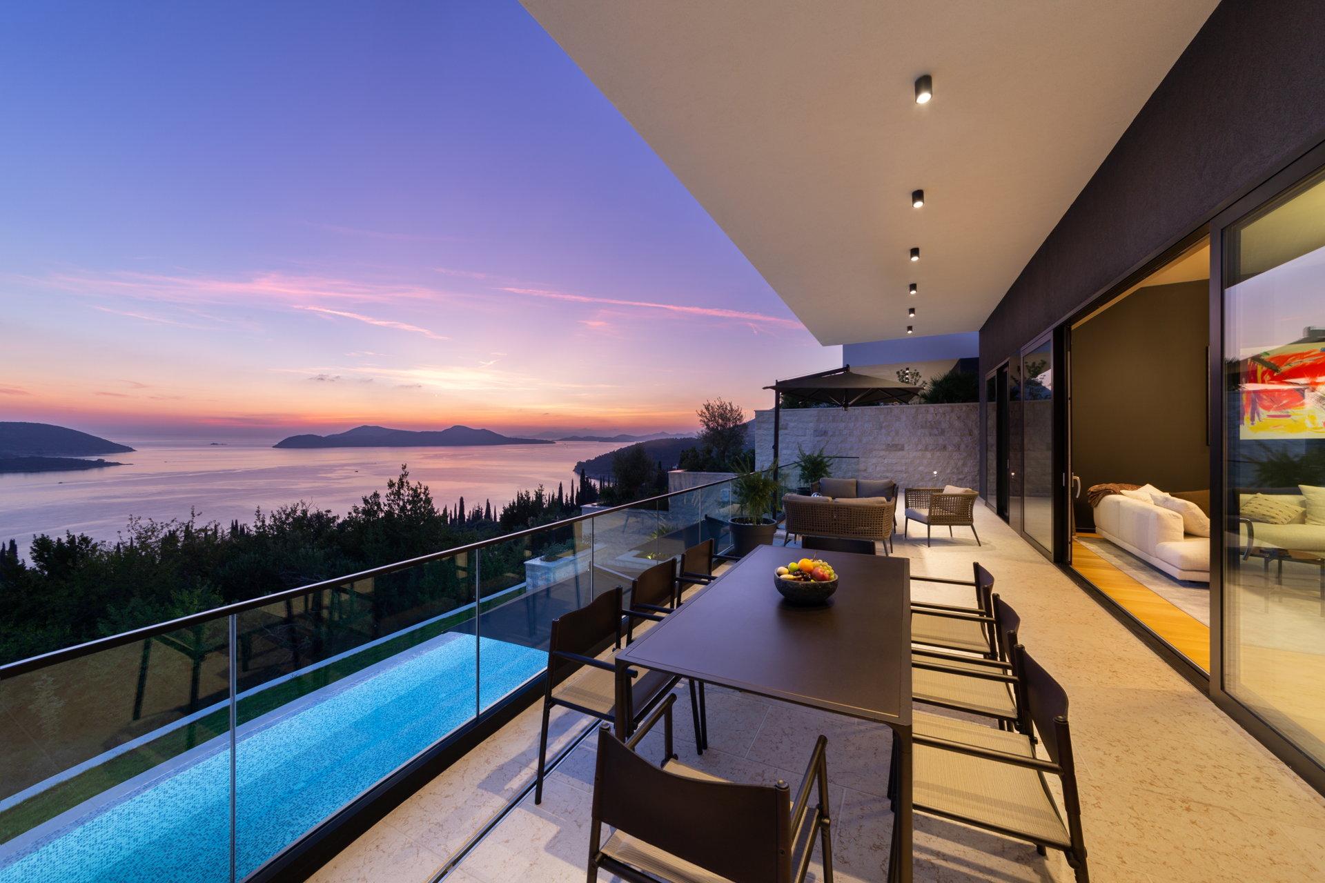 Luxury Villa Frida with Pool in Dubrovnik area