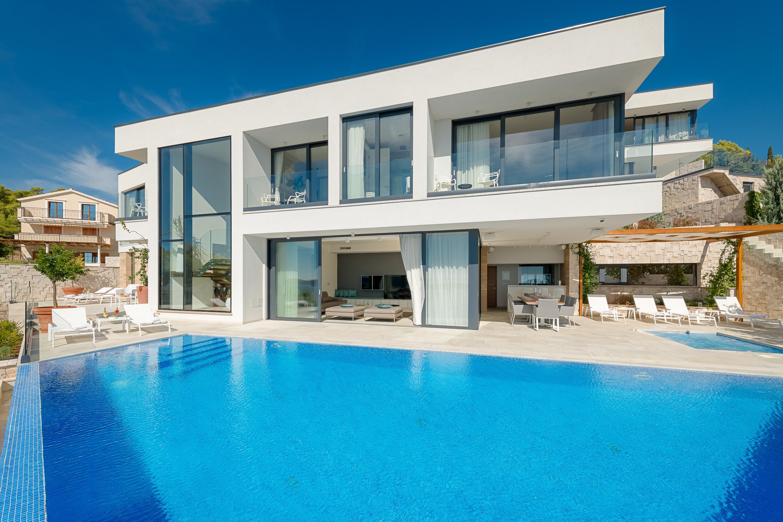 Luxury Villa Princess of Hvar with infinity pool- Luxury Villas for Rent in Croatia