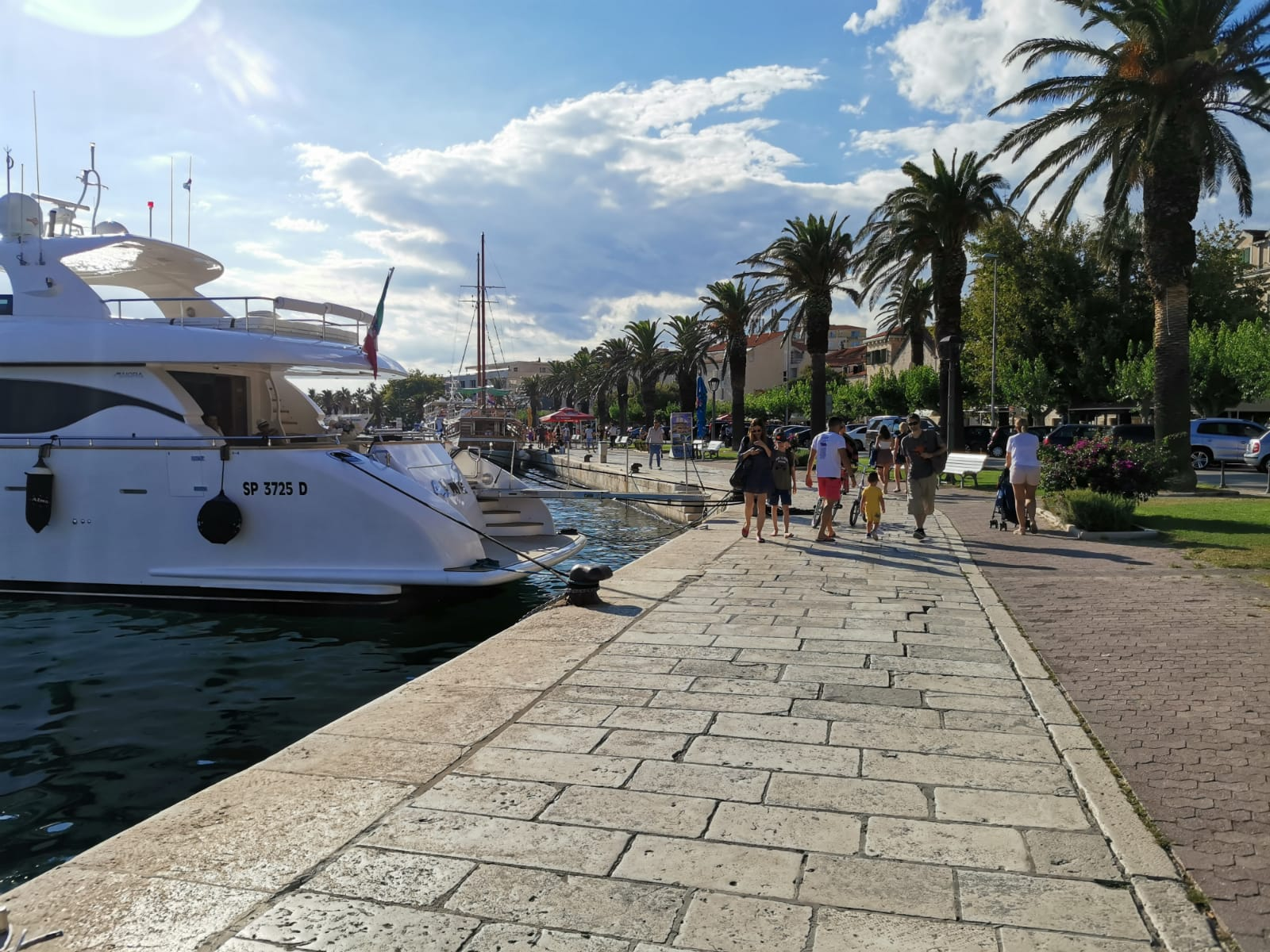 Makarska Promenade