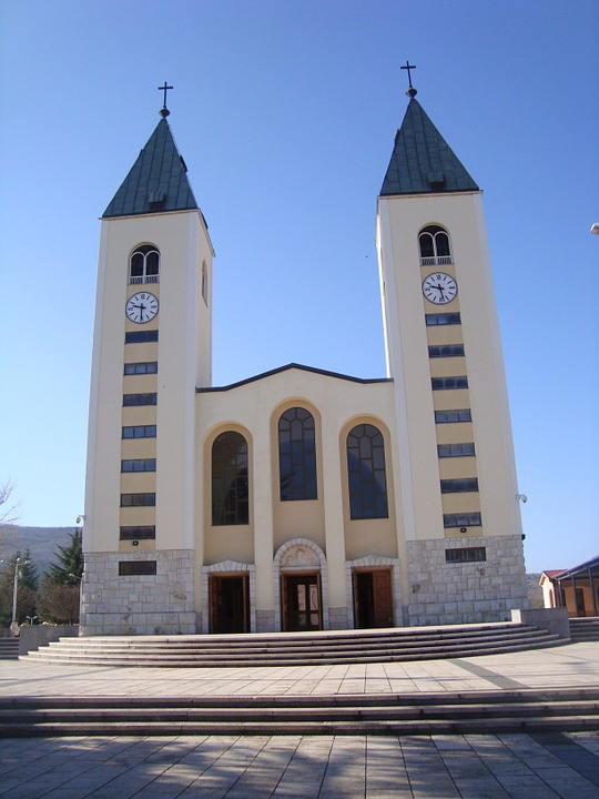 Church of Saint James the Greater Apostle in Medjugorje