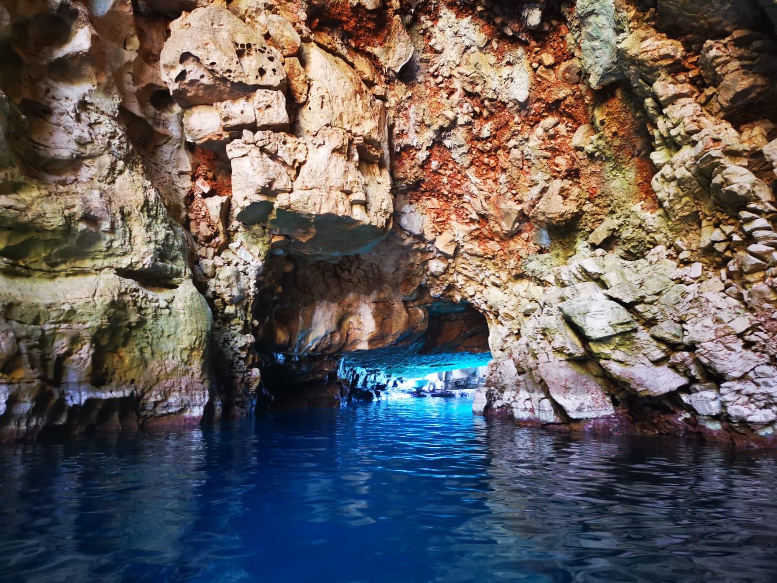 Odysseus Cave Mljet