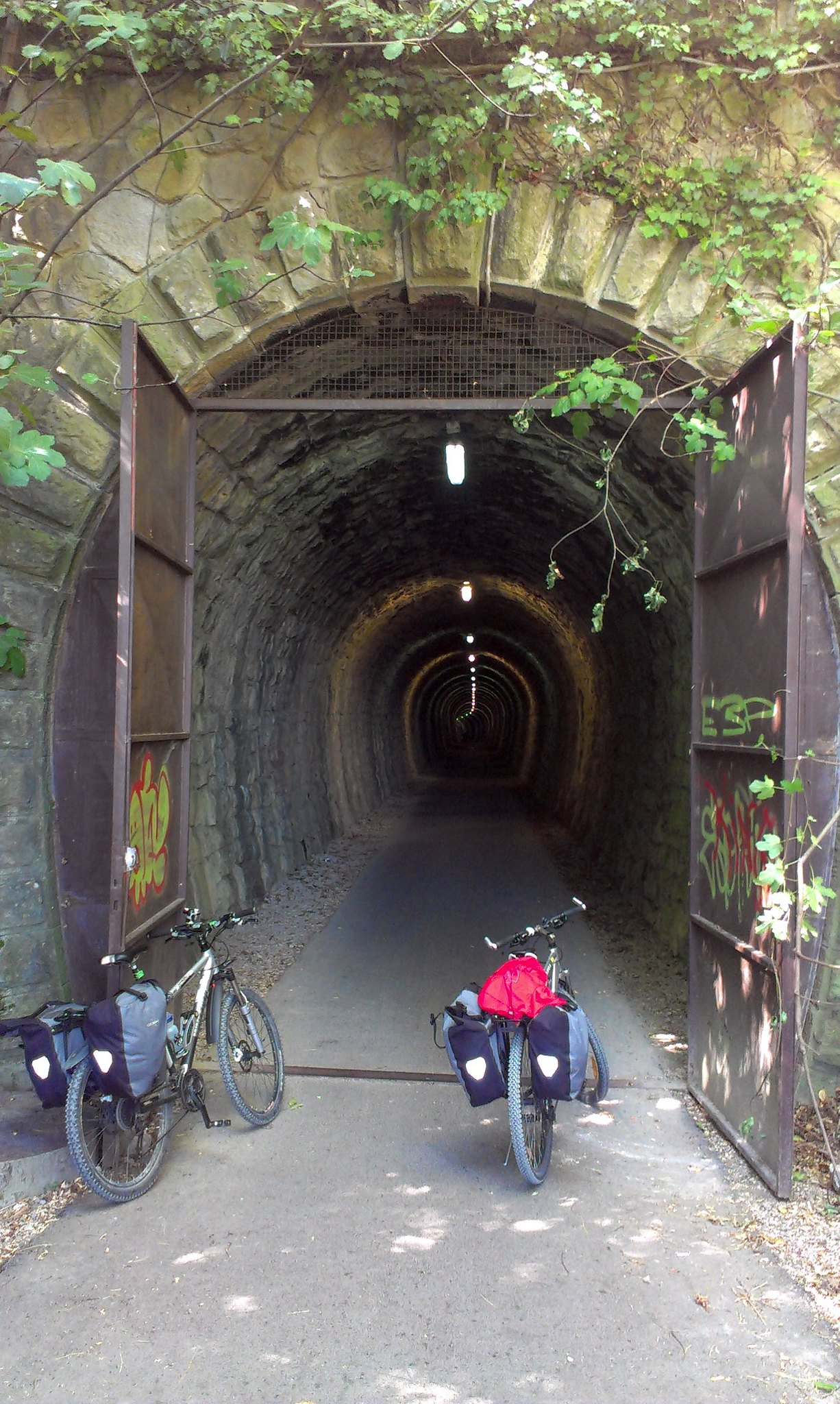 Parenzana Old Railway route