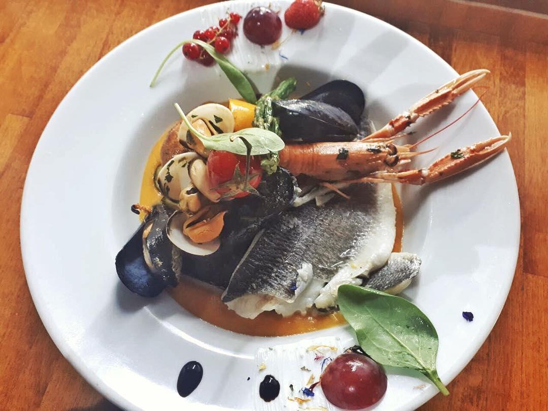 Restaurant Hrpina Makarska