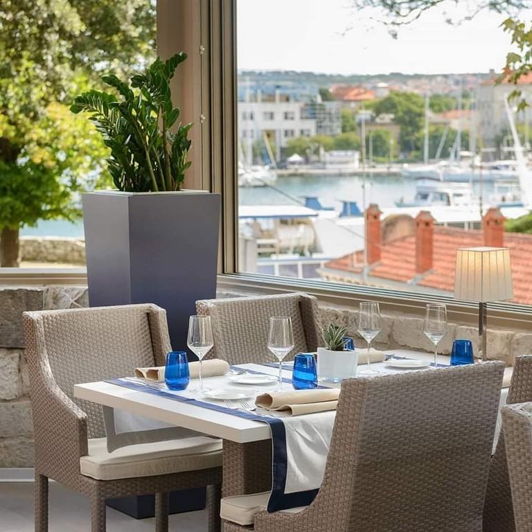 Restaurant Kastel in Zadar