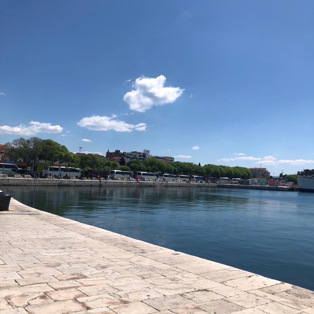 Life slowly returning to Split after the Coronavirus