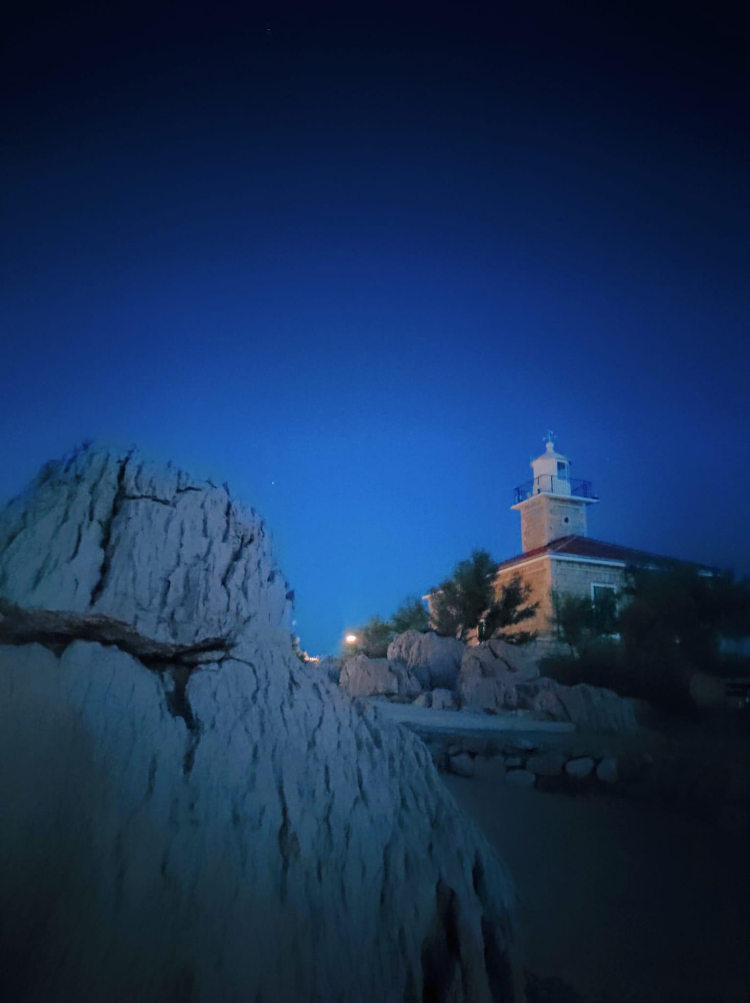 St. Peter's Lighthouse Makarska