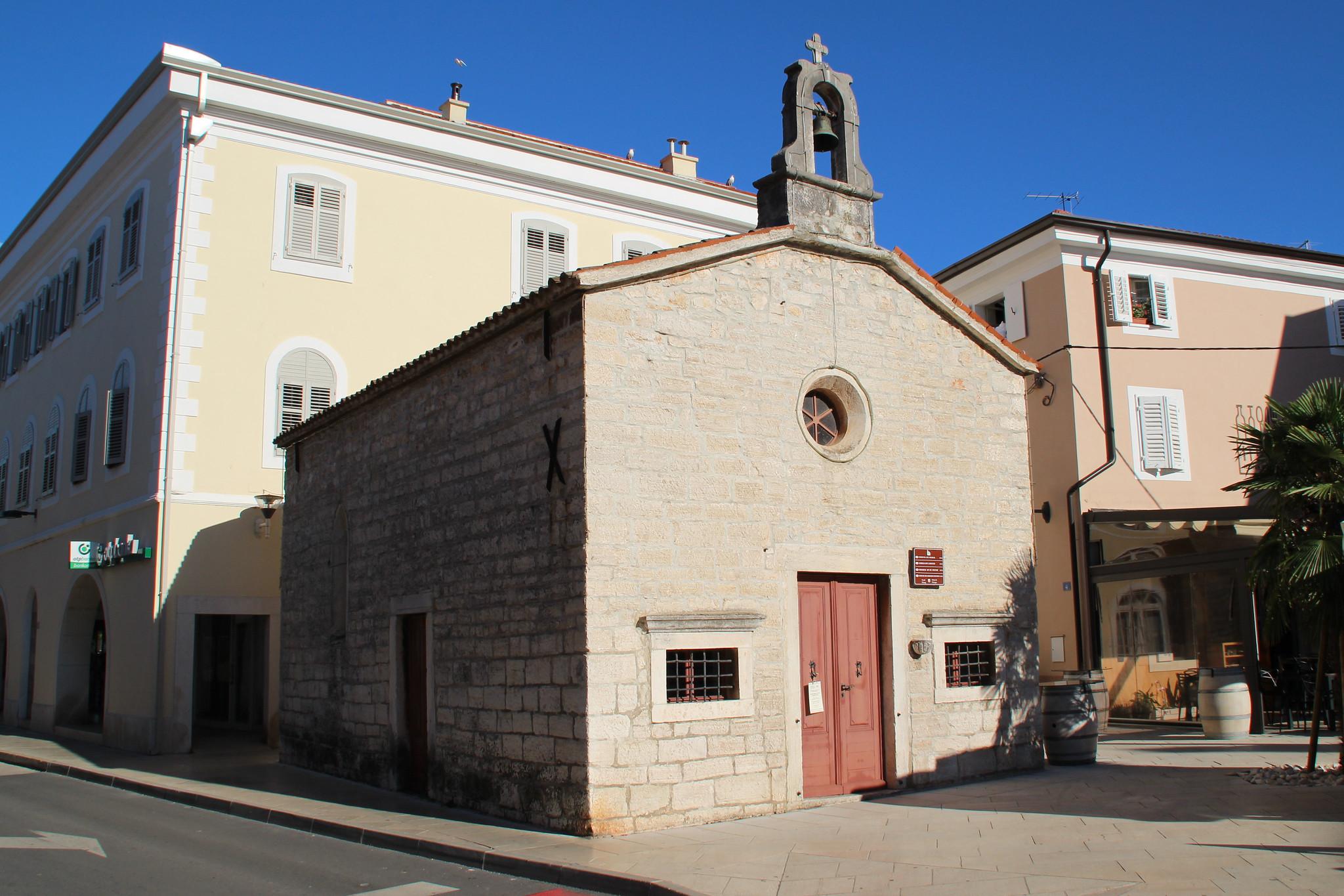 Church St. Roche Umag
