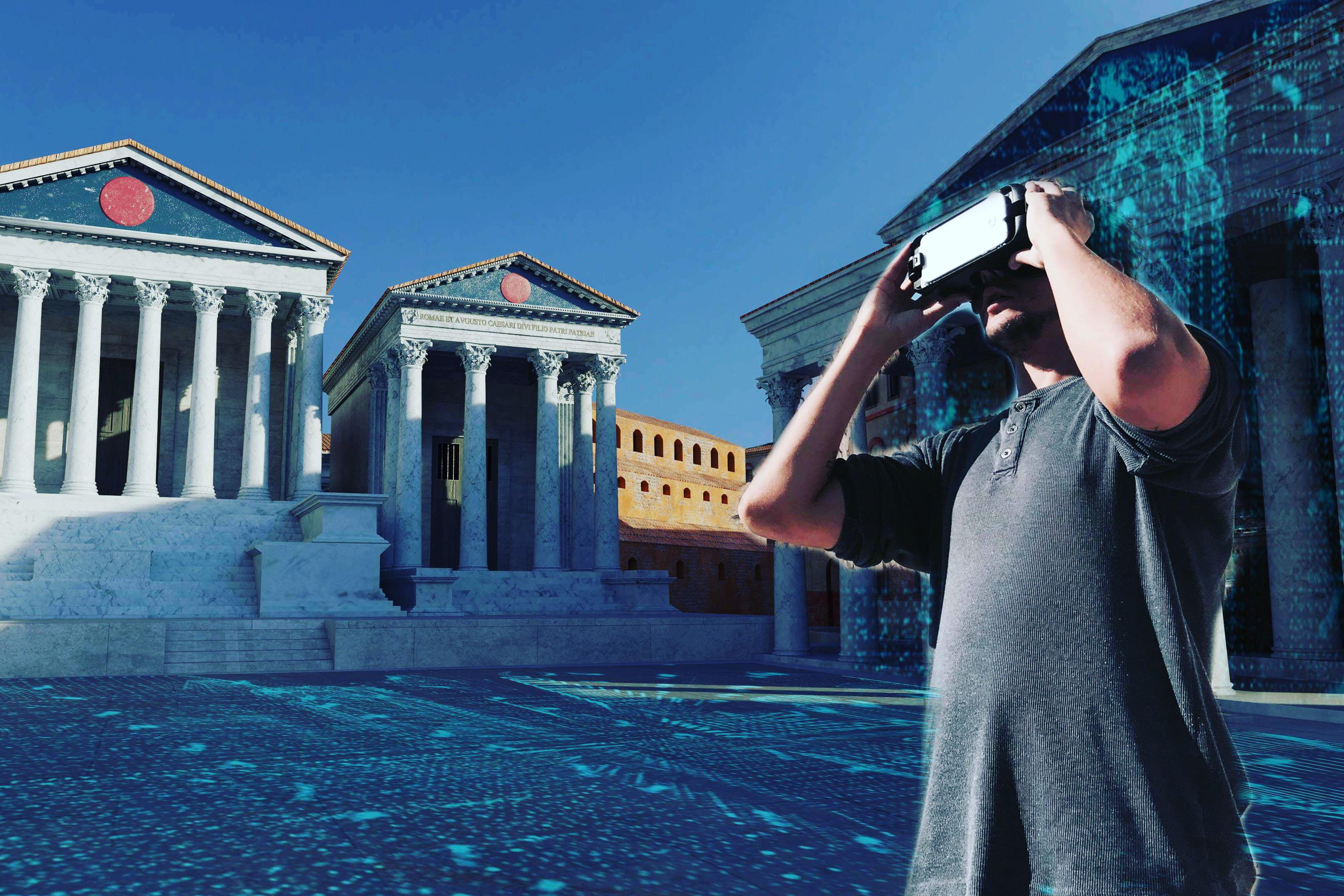 Pula Virtual Reality Experience