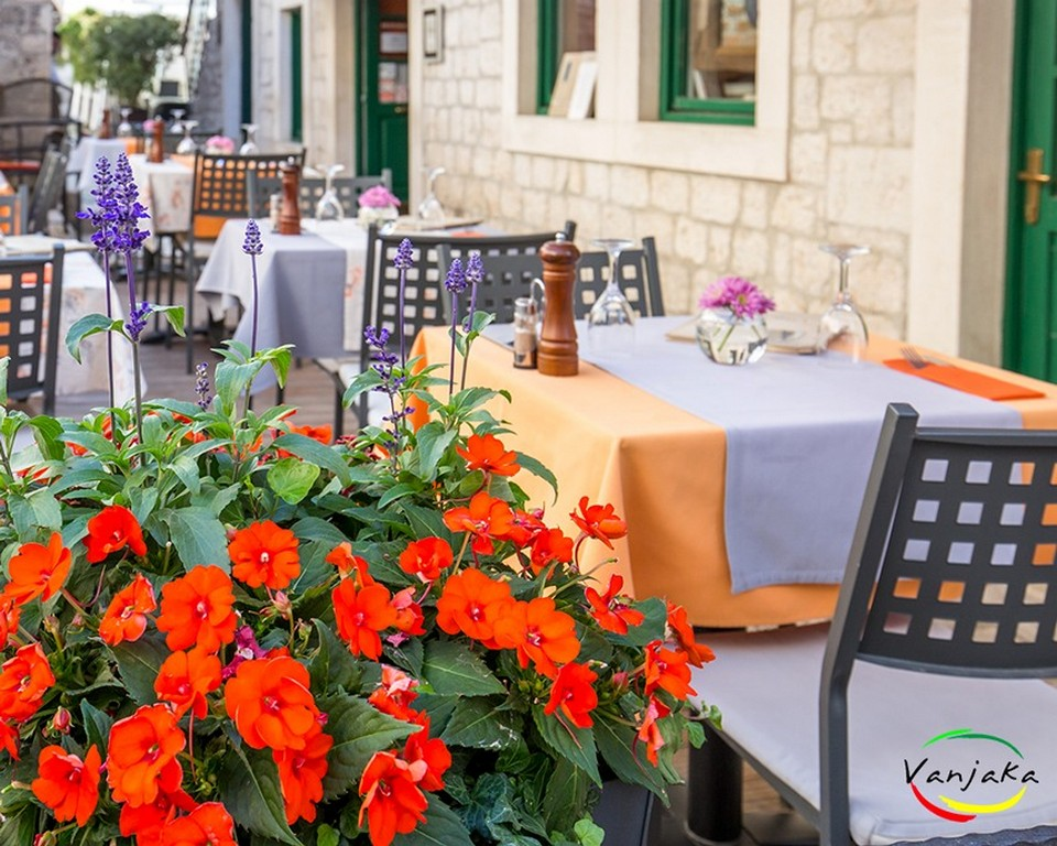 Vanjaka Resturant in Trogir