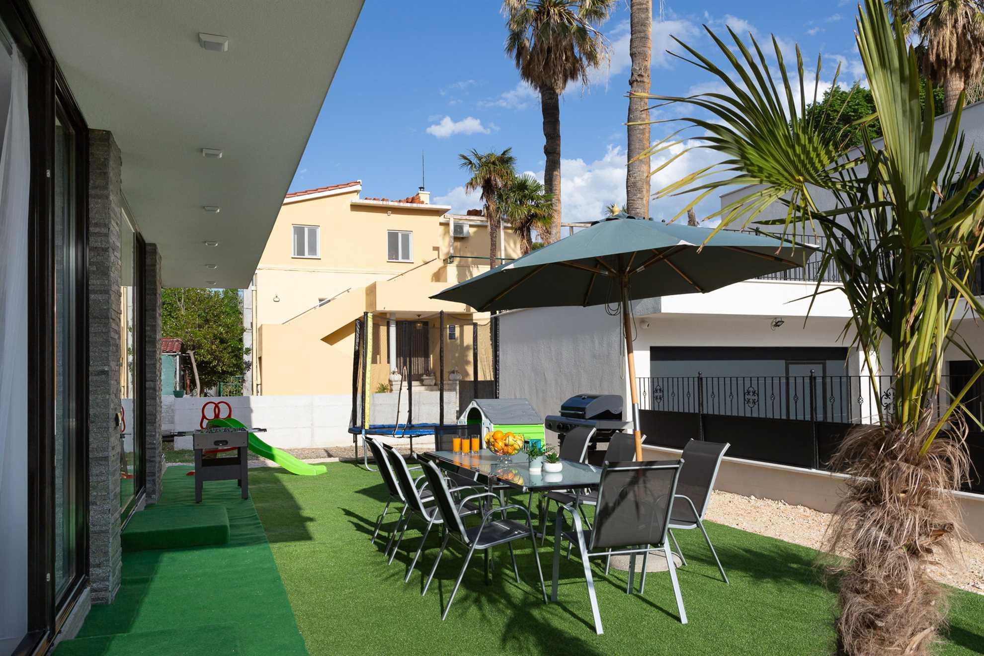 Playground Villa Anchor Trogir