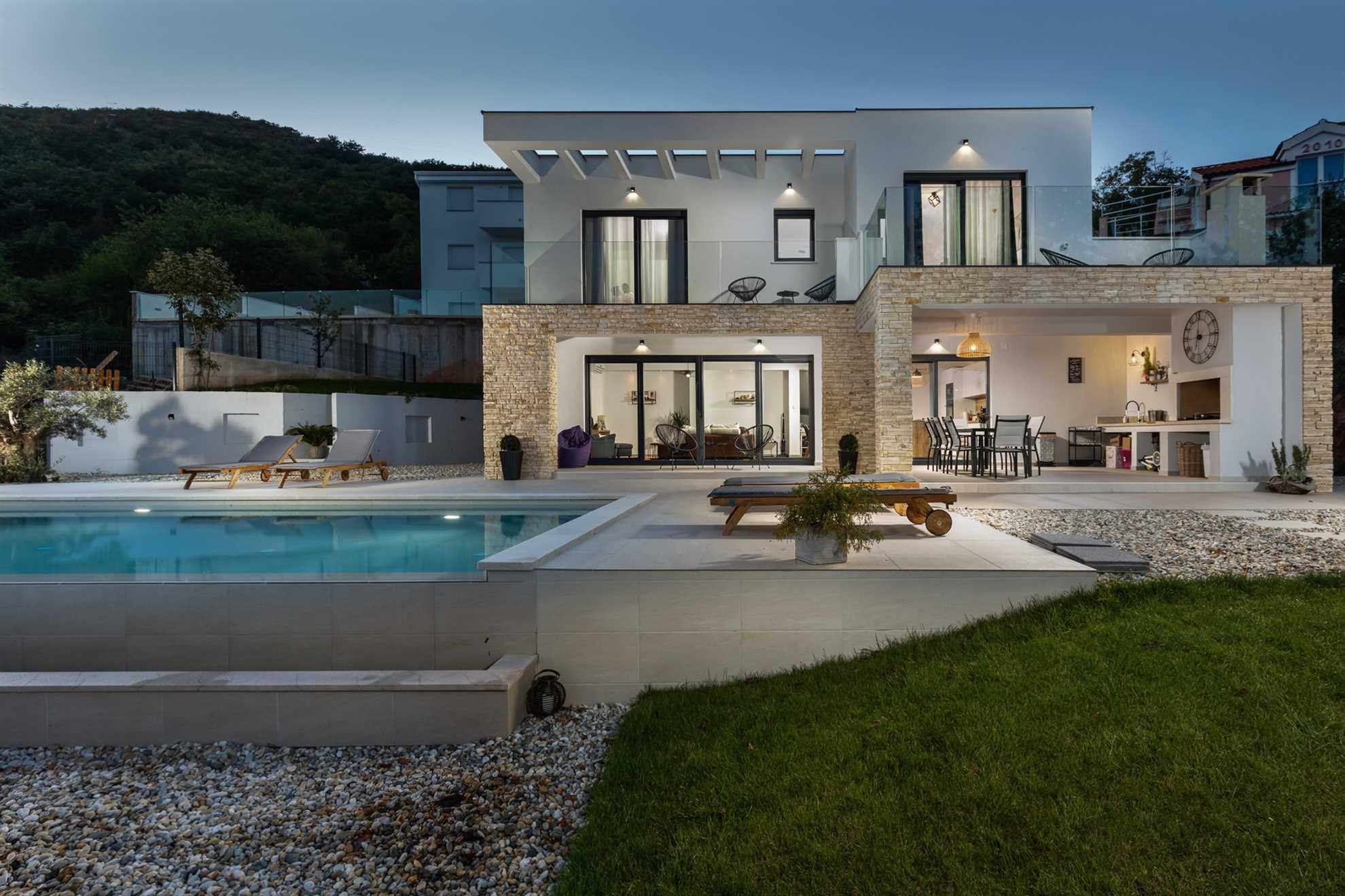 Villa Aria Dorata Opatija