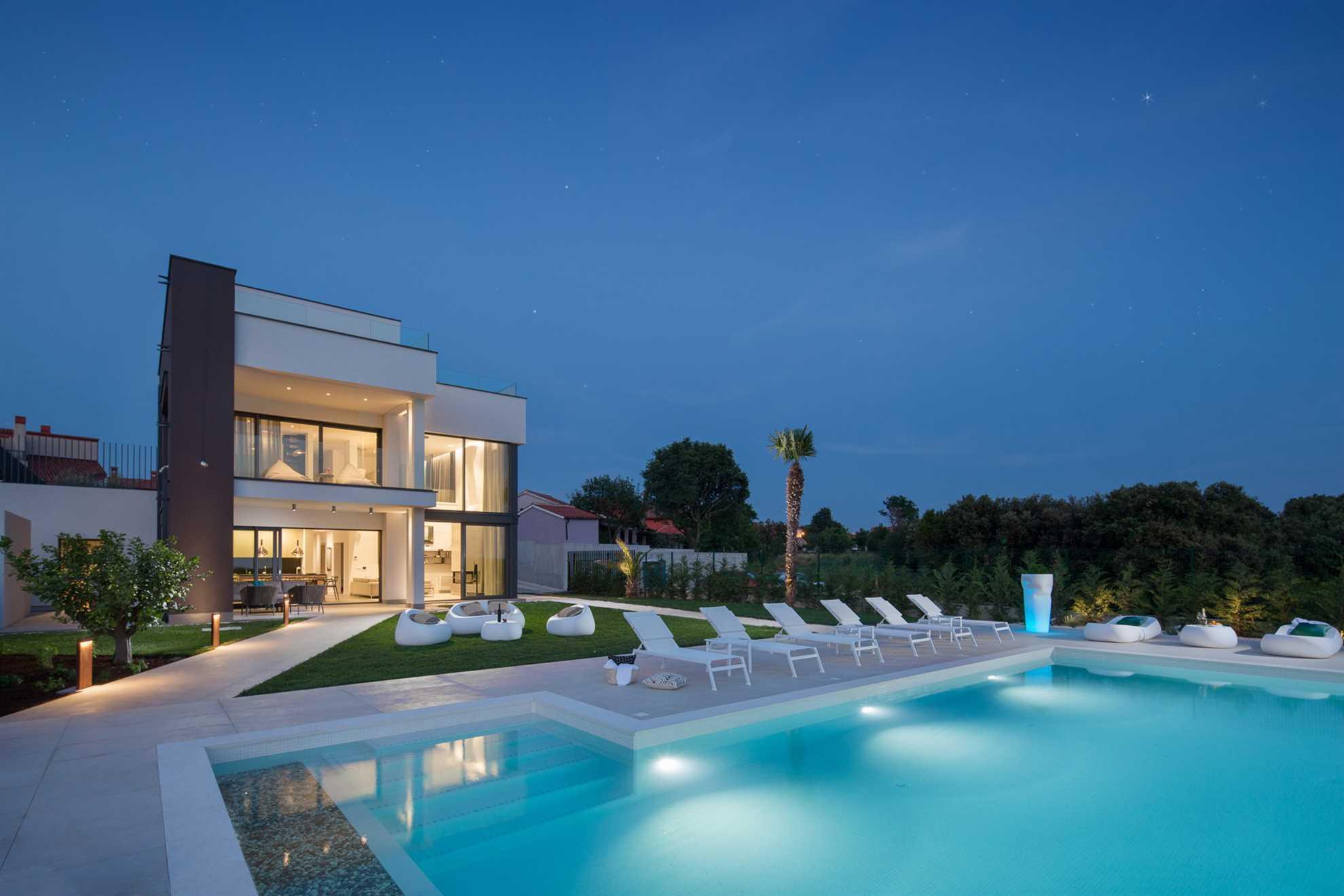 Luxury Villa Artemis Pula