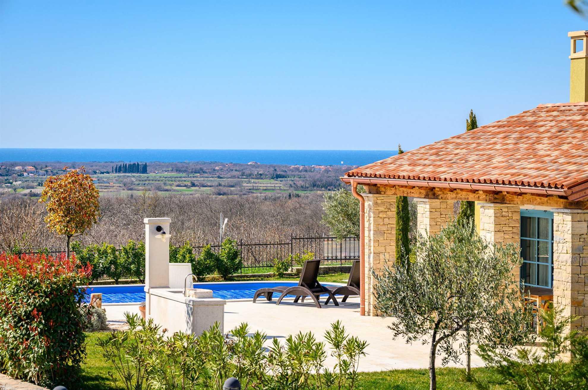 Villa Carmen Umag Sea View