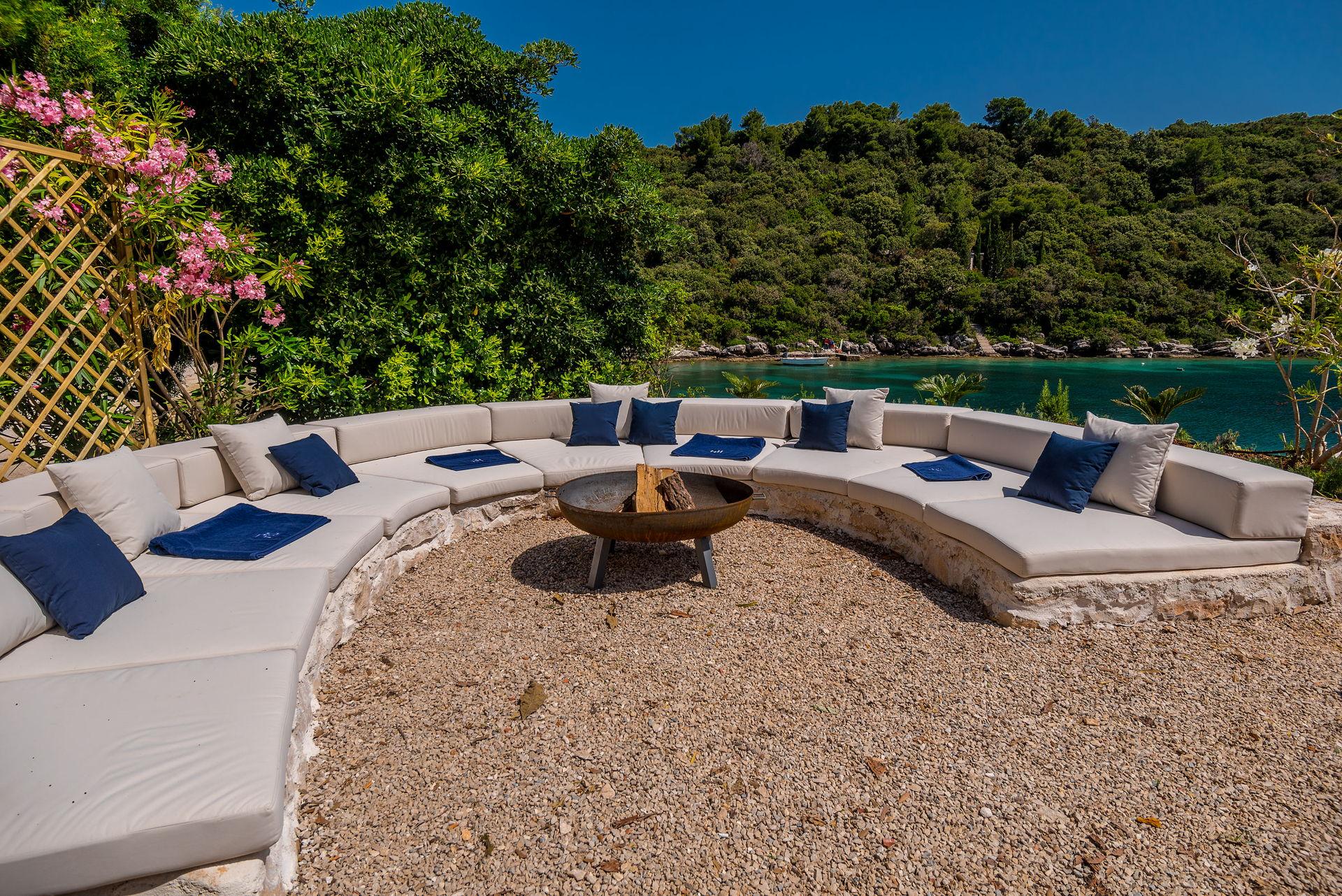 Villa Feodora Grande Korcula Outdoors