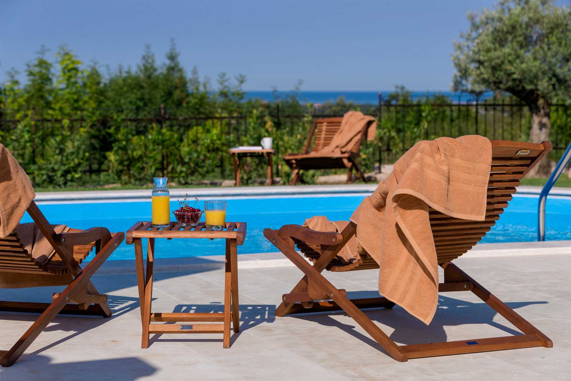 Villa Figaro Umag Sea View