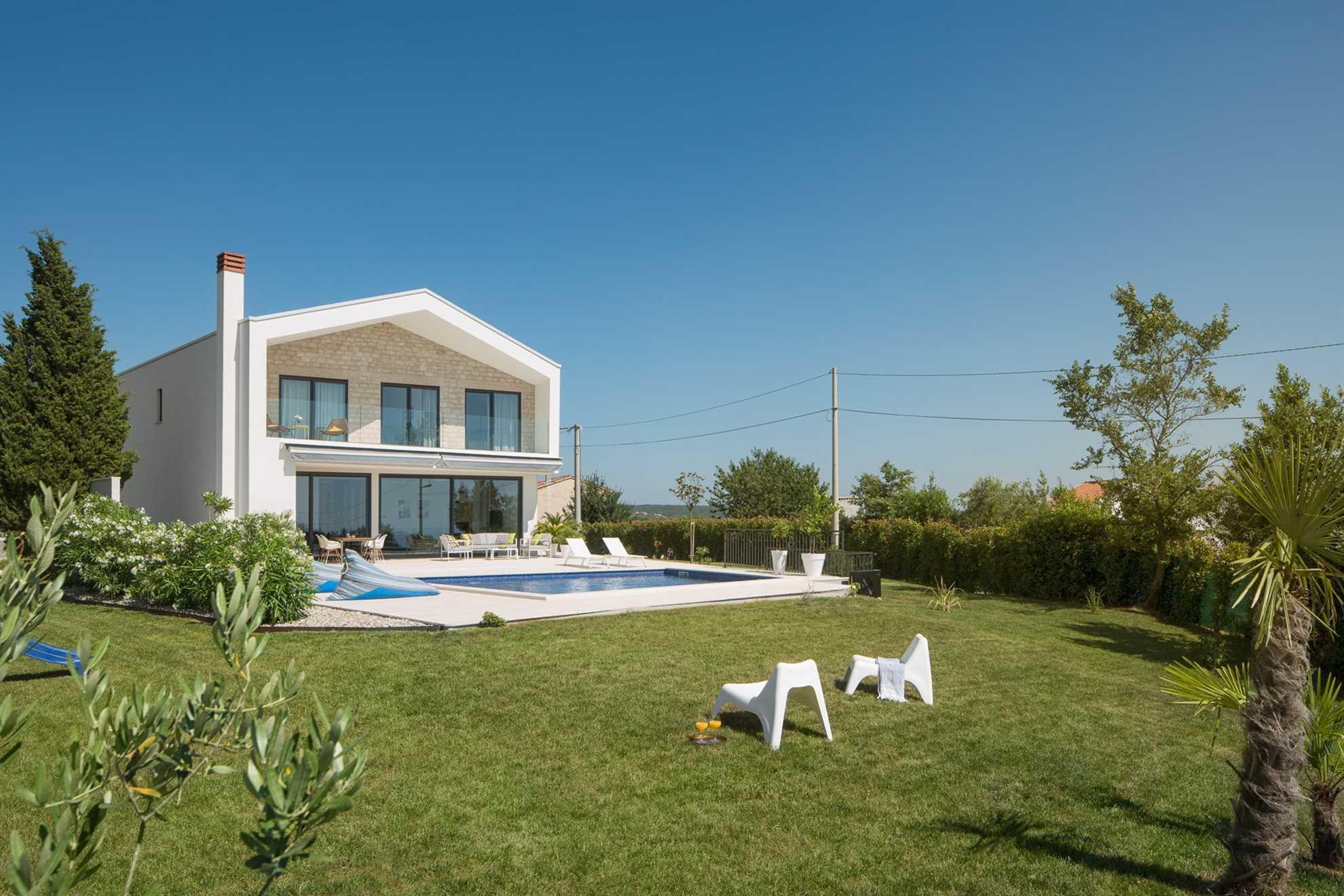 Villa Grand Cube Kastelir Istria