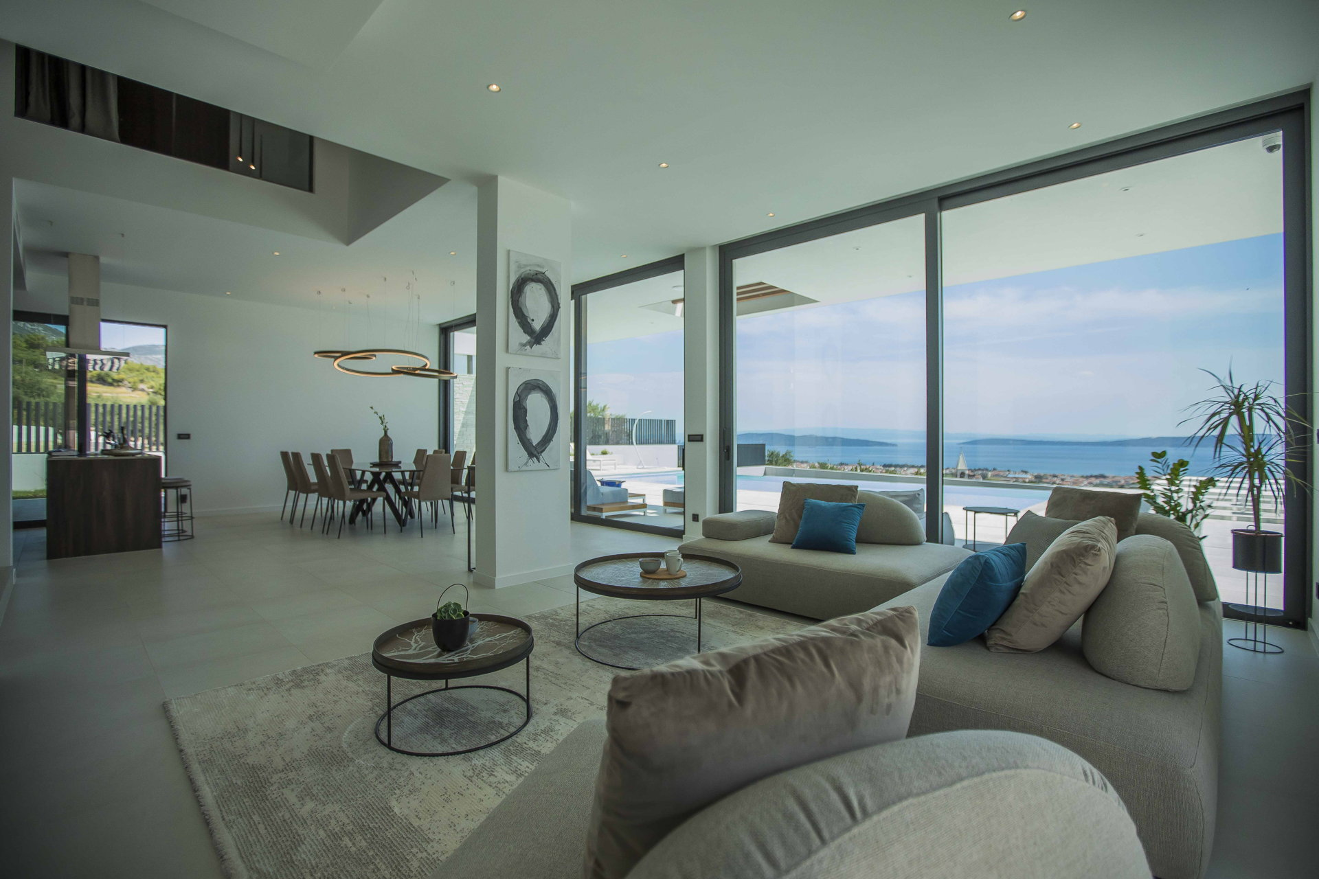 Villa Hedonist Split Indoors