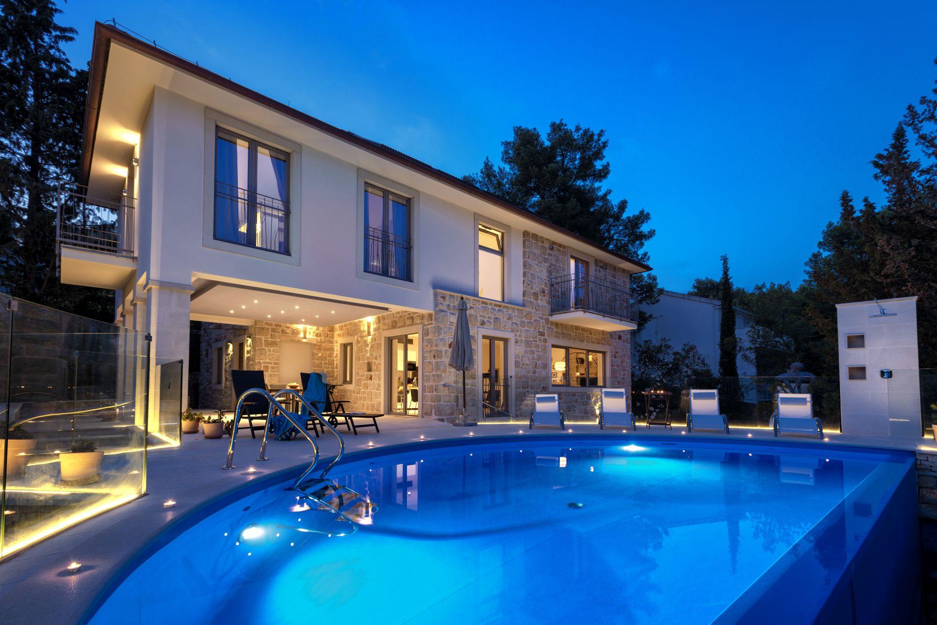 Luxury Villa Hvar Enigma