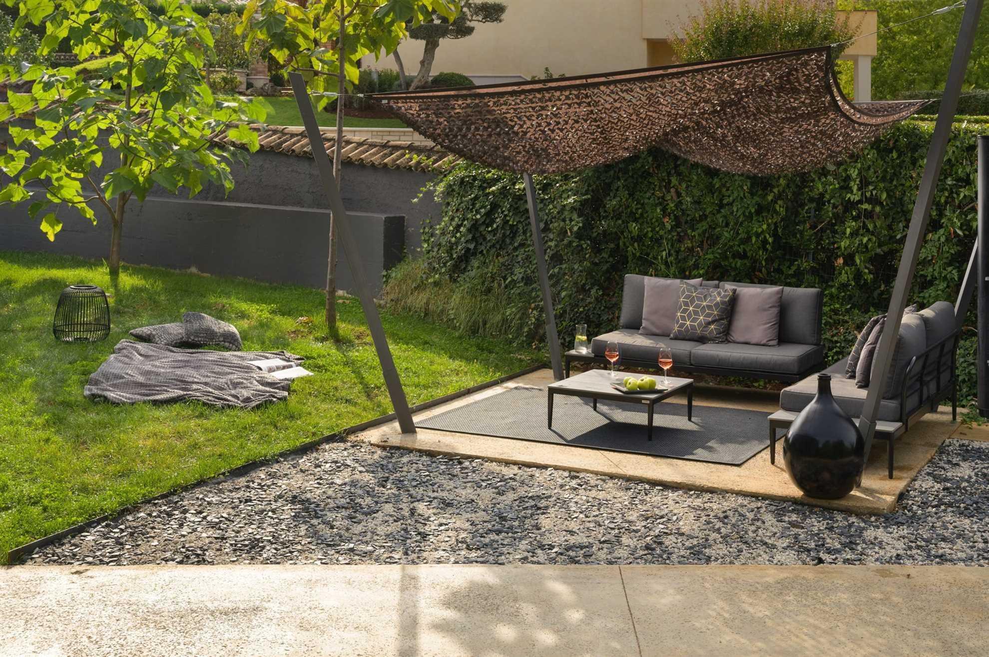 Lounge area of the villa Meditation in Istria