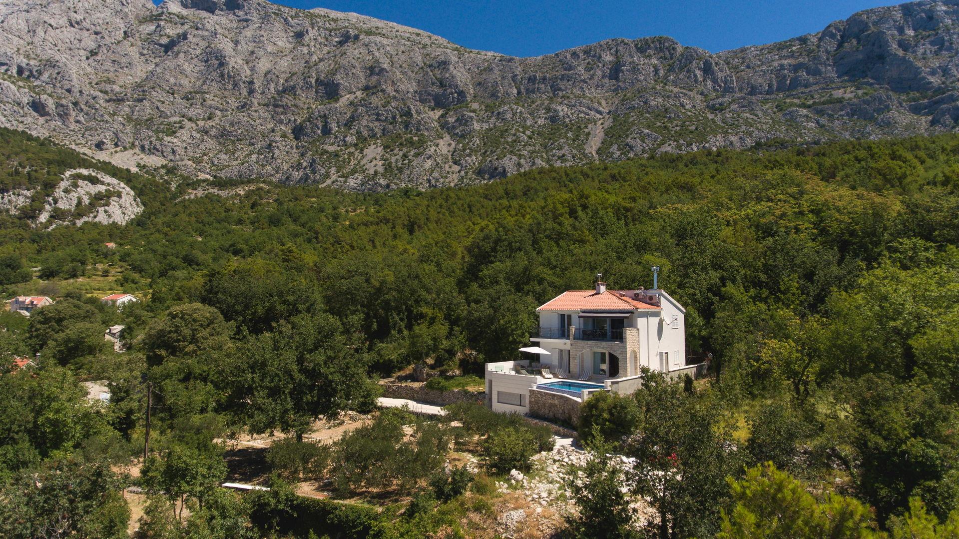 Villa Nature Beauty Makarska