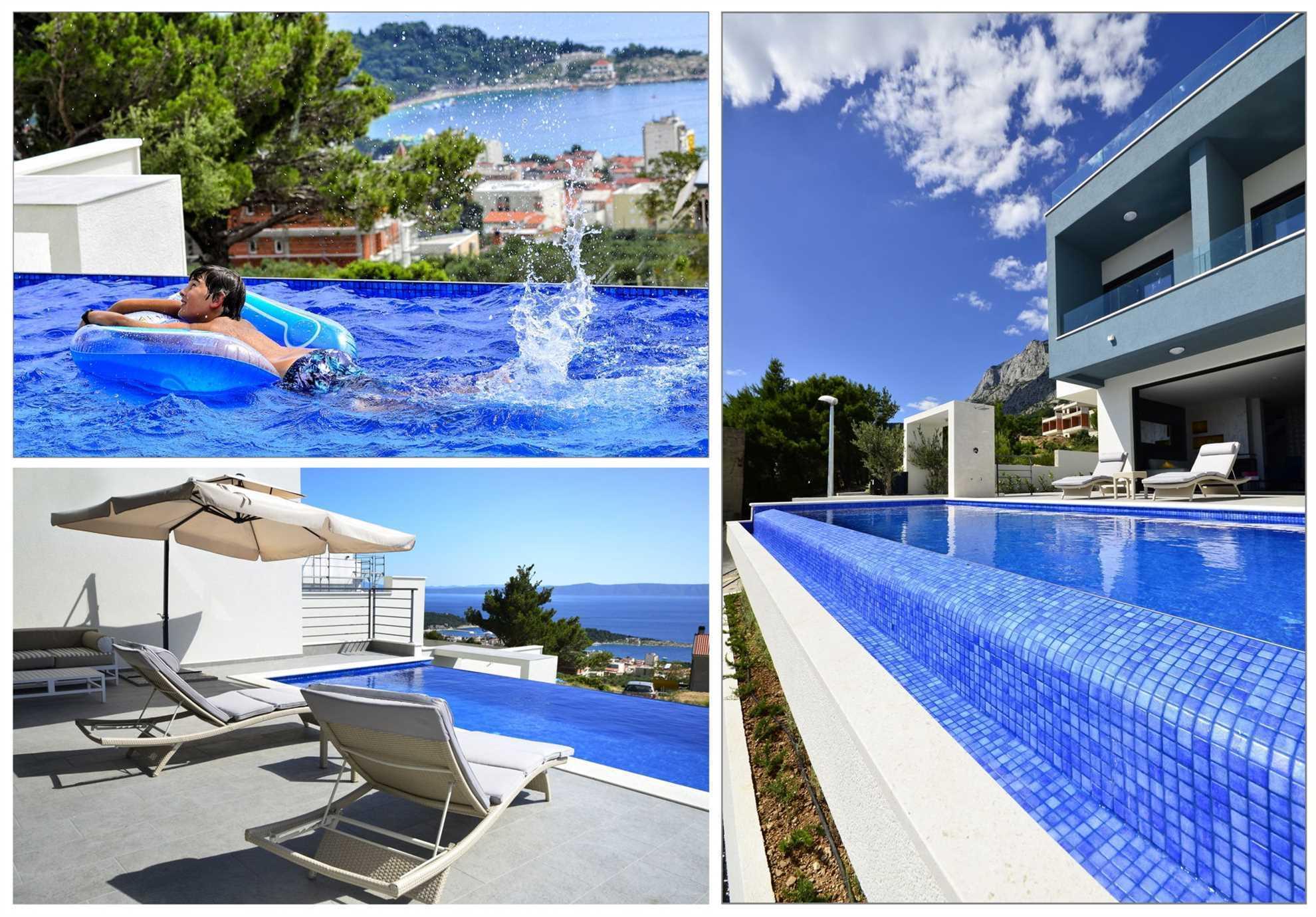 Villa Ninona Infinity Pool
