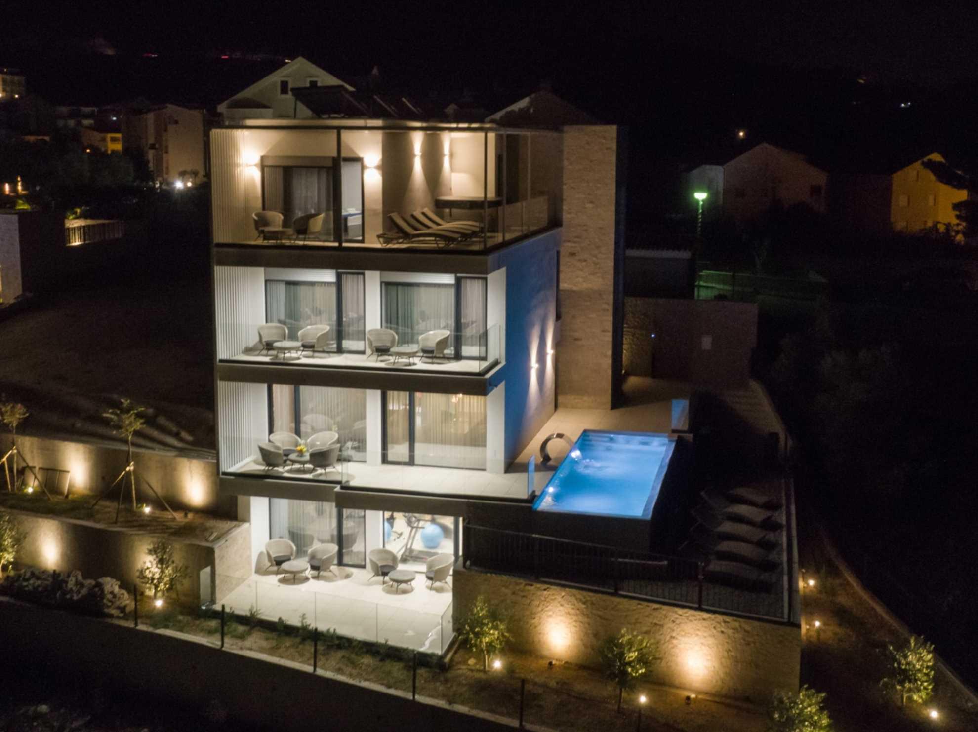 Villa Sea Splendor Makarska