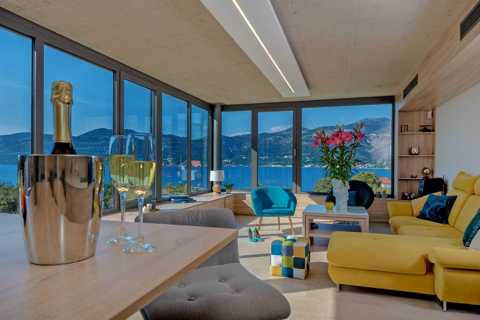 Luxury Villa Selene Interior