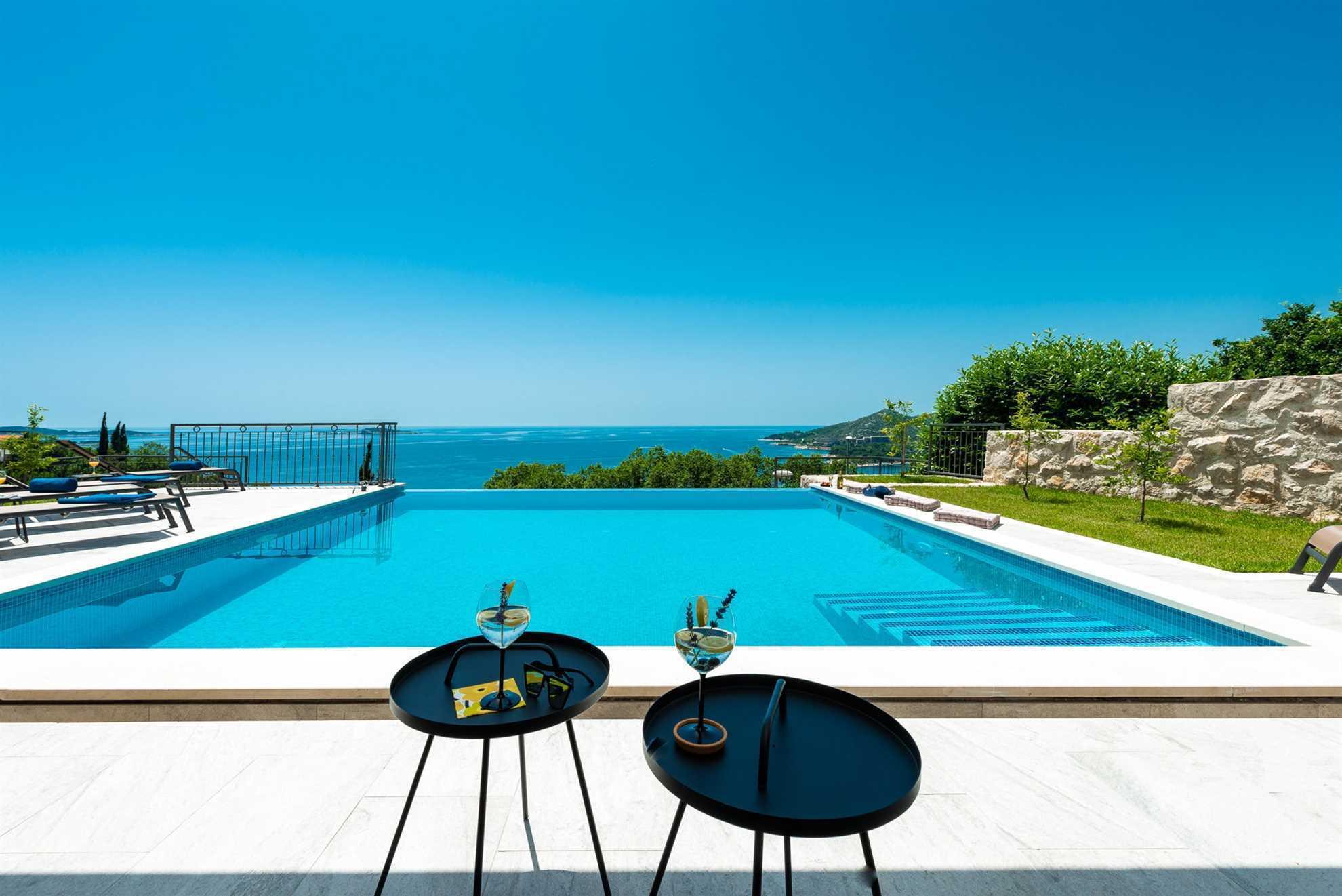 Villa Sunshine Dubrovnik The View