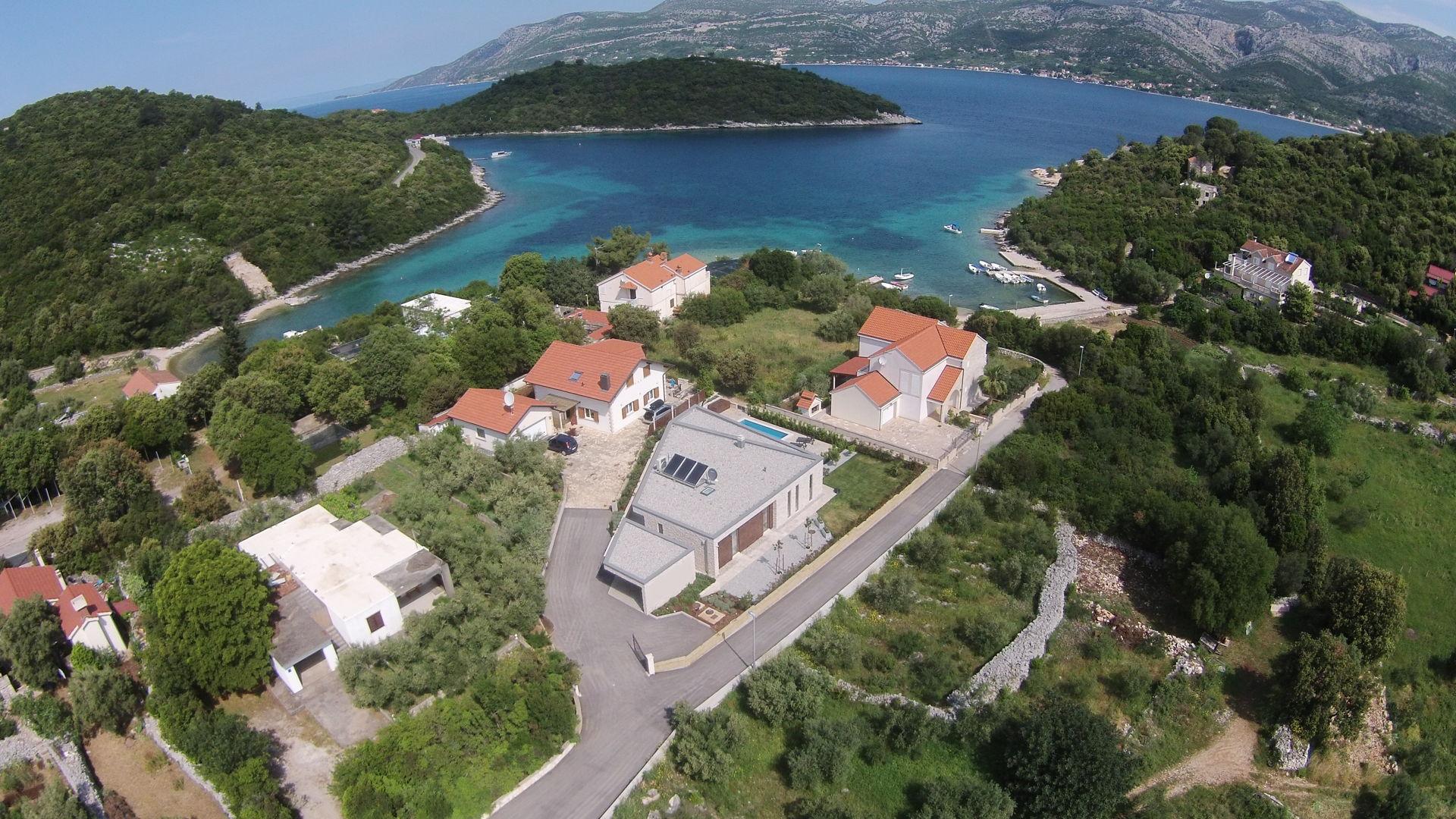 Villa Veni Korcula