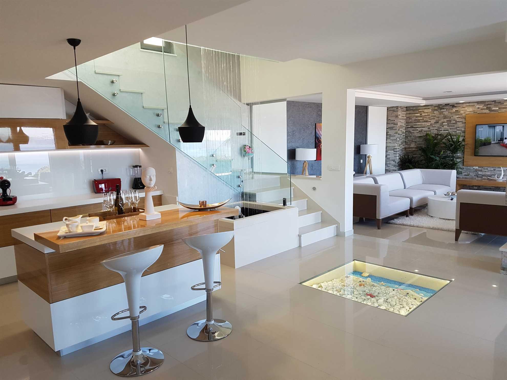 Villa Vision Makarska Interior Details