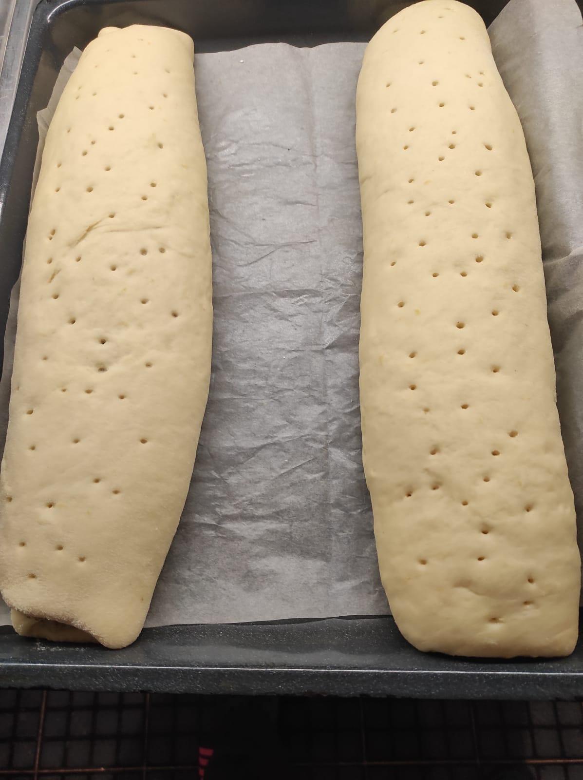 Raw Orahnjaca rolls